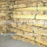 bamboo pole stake stick for plant support,fencing and egding