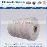 Diamond Braided White Nylon Twine