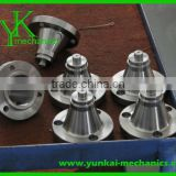 Stainless steel integral pip flange, reducing flange, cnc turning and cnc machining blind flange