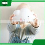 Christmas gift Childrens Baby kids Bedroom Nursery Mini decor decorative Cloud shape LED night light lamp