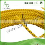 Durable water conductivity sensor cable, water leak sensing rope with CE&ROSH certificate
