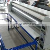 Chinese Best Roller sublimation heat press transfer machine for roll to roll fabric ADL-1800