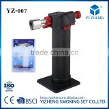 wholesale price Refillable Creme Brulee Butane Burner torch for quality guarantee YZ-007