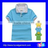 wholesale children's boutique polo shirt yarn dyed kids polo shirt wholesale