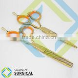 High Professional Razor and thinning Edge Scissor Set By Source Of Surgical