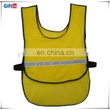 Hot Selling High Visibility Reflective Warning polyester mesh lining fabric Vest