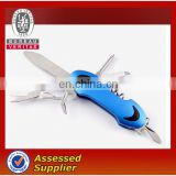 Outdoor tools with screwdrivers and scissors big logo printing area