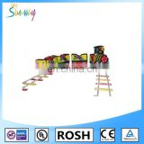 Sunway Manufacturer Mini Electric Train for Kids,Mini Train,Amusement Park Trains for Sale