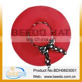 Beautiful summer beach straw hat foldable straw sun hat