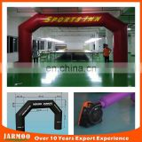 Pvc cheap inflatable arch for sale