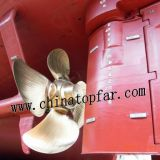 Flap rudder for ship