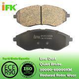 96534653/GDB3330/D1269 Semi-metallic/Low-metallic/NAO/Ceramic Disc brake pad manufacturer