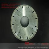 The metal bond diamond cutting sheet is used for bronze cutting  Alisa@moresuperhard.com