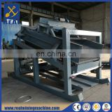 Gold washing vibrating screen machine shaking gold wash plant