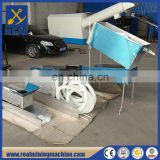 small portable gold sluice machine sluice box