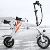 12 Inch  Foldable electric Bike smart two seats