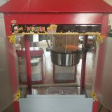 Professional manufacturer  8 oz electric popcorn machine  Automatic Popcorn Machine Red Color With Roof
