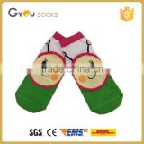 machines for making socks smile baby face lovely cartoon girls cotton socks