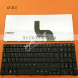 Laptop Keyboard For ACER AS5741G BLACK(Compatible with 5810T),SP Layout