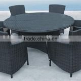 kitchen tables stackable outdoor rattan furniture SV-2109
