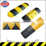 Roadway Wave Type Rubber Industrial Speed Bumps