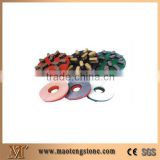 Granite Diamond & Resin Bond Grinding Disk, Stone Polishing Plate, Granite Polishing Disk, Marble Polishing Disk, Diamond Polish