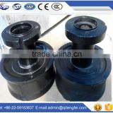 The hot sale polyurethane KYOKUTO dn205 concrete pump spare parts /accessories concrete rubber piston ram