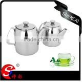 High quality stainless steel coffee pot arabic tea pot
