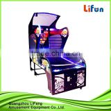 Most Popular basketball game machine/indoor arcade hoops cabinet basketball game