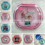TF-02160620001 Kids Portable Cute Cartoon Food Container Storage Box Children Bento Box Spoon Lunch Box