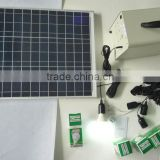 40w Factory Price High Quality Portable Mini Complete Solar System For Home