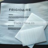 high quality EPE Foam pouch, packaging bags