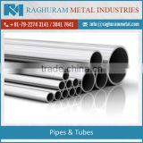 Mirror Finish Stainless Steel ERW Tube 321 for Heating Coils Available at Considerable Cost