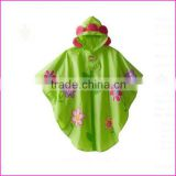 printed children rain poncho