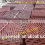 alumimum expanded metal building materials/Protection expanded mesh made in China with discount price