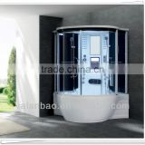 Sliding door Acrylic shower traywith TV G168
