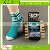 High quality elite basketball crew socks, sublimation printing socks, blue crew socks