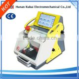 Sec-e9 key machine English version modern key cutting machine cut high security keys machine