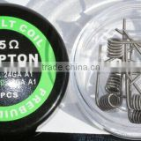 OEM Service Kanthal Wire for RBA Atomizers, Kanthal A1 Wire 22G 24G 26G 28G, Ten One Prebuilt Kanthal Coils