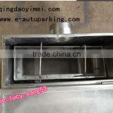 restaurant grease trap for oil interceptor use plants