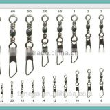 Chinese Fishing Tackel OEM Factory Fishing barrel Swivel