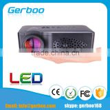 Made in China full hd 3d led home theater mini movie projector with HDMI/VGA/USB/AV 1000 lumens 1000:1