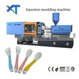 renewed PP PVC PE PS TPL color plastic spoon injection molding machine