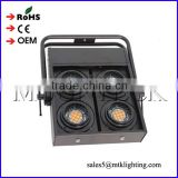 high quality led lamp 100w cob concert stage lighting dmx stage blinder light                                                                         Quality Choice