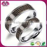 Titanium Couple Wedding Band Pewter Wedding Rings