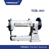 TOPEAGLE TCB-441 compound feed extra heavy duty leather sewing machine