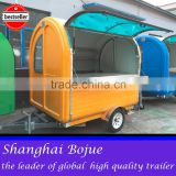 2015 HOT SALES BEST QUALITY mobile fast food caravan mobile food caravan fast food caravan                                                                         Quality Choice