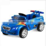 CE approved radio control baby ride on cars with music,front working lights