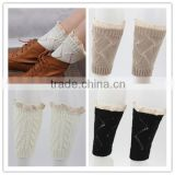 China made boot cuffs,sex teen girl knee high tube sock,knee high socks for girls,over knee socks