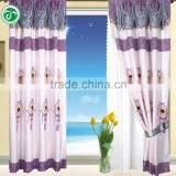 [ready made] HB-73 15 years top-rated golden seller newest 100% polyester luxury jacquard finished curtain